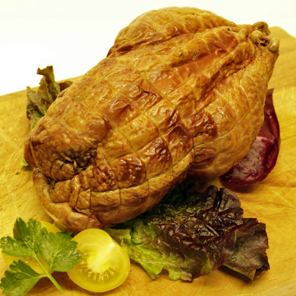 Spiced Smoked Whole Chicken