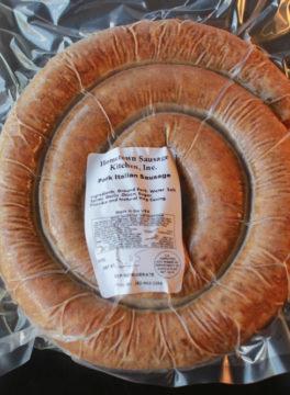Pork Italian Sausage 1